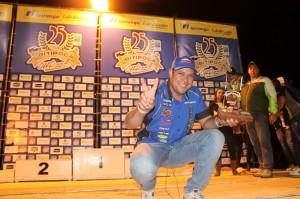 Jomar Greco,campeão na categoria Master.